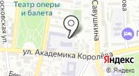 Остановочка на карте