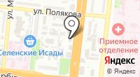 Военная Комендатура Астраханского гарнизона на карте