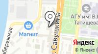 Учебно-консультационный центр на карте