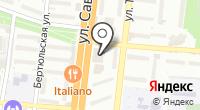 АБ Первомайский на карте
