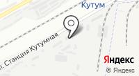 Астрой на карте