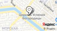 Арт-Юг на карте