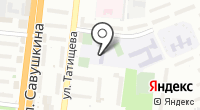 Средняя общеобразовательная школа №56 им. А.С. Пушкина на карте