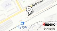 Фобус на карте