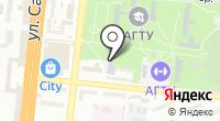 Институт дополнительного профессионального образования на карте