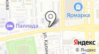 Государственный архив Астраханской области на карте