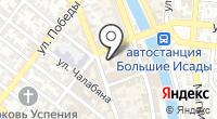 Телефошка на карте