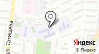 Средняя общеобразовательная школа №8 на карте
