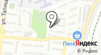 Сыто-пьяно на карте