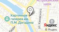 Ленкорань на карте
