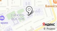 Средняя общеобразовательная школа №33 им. Н.А. Мордовиной на карте