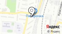 Селена на карте