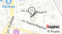 Муниципальное унитарное автобусно-троллейбусное предприятие на карте