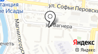 DataLife на карте