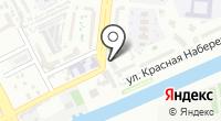 Барсова берлога на карте