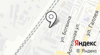 Пункт технического осмотра на карте