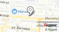 Миландж на карте