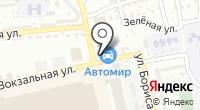 Магазин автокниг на карте