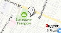 ВИТО на карте