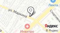 Сирелис-ПАС на карте