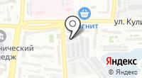 Астрабит на карте