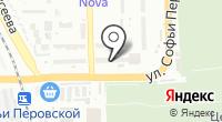 Флешка на карте