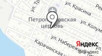 Сеть магазинов садово-хозяйственных товаров на карте