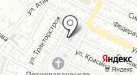 Средняя общеобразовательная школа №61 на карте