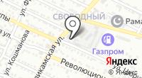 Салон-магазин мебели на карте