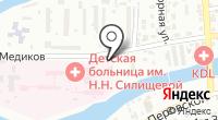 Перестройка на карте