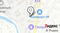 Валери-Шале на карте