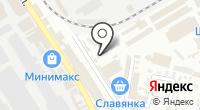 Магазин бытовой химии и товаров для дома на карте