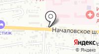 Лия на карте