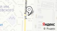 Дымок на карте