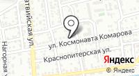 Детская музыкальная школа №20 на карте