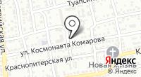 Открытая сменная общеобразовательная школа №6 на карте