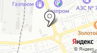 Клаксон на карте