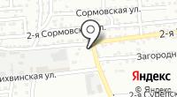 Нахалёнок на карте