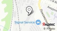 ДИКСОН на карте