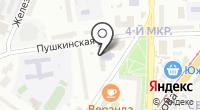 Инвест-Информ на карте