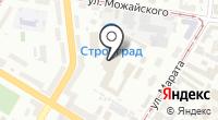 Магазин электрохозтоваров на карте