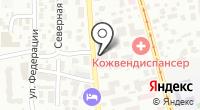 ПроЛайн на карте