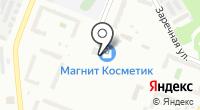 Скан на карте