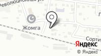 Казанский Храм сознания Кришны на карте