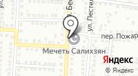 Салихжан на карте