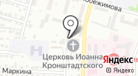 Церковь Святого праведного Иоанна Кронштадского на карте