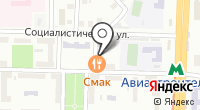 Детская библиотека-филиал №39 на карте