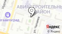 Бухгалтерская Аутсорсинговая Компания на карте