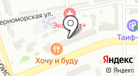 Магазин офисной мебели на карте
