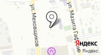 Иске-Таш на карте